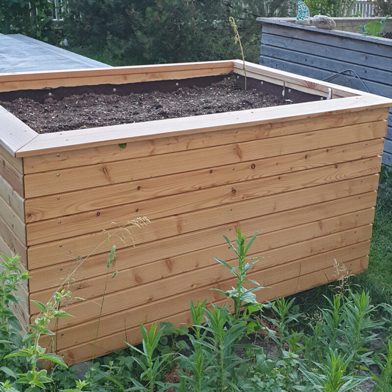 News Hochbeet aus Holz